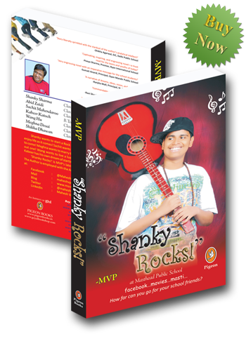 Shanky Rocks! ... How far can you go for your school friends? by MVP
